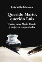 QUERIDO MARIO, QUERIDOLUIS (EBOOK)