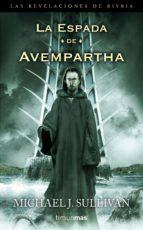 La espada de Avempartha: Segundo volumen de Las revelaciones de Riyria. (Fantasía Épica Rústica Las revelaciones de Riyria)