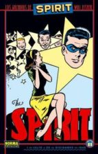 Los Archivos De The Spirit 11 (CÓMIC USA)
