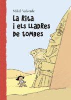 Rita i els lladres de tombes (El mon de Rita)