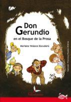 DON GERUNDIO EN EL BOSQUE DE LA PROSA (EBOOK)
