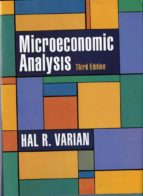 MICROECONOMIC ANALYSIS (3RD ED.)