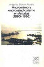 Anarquismo y anarcosindicalismo en Asturias (1890-1936) (Historia)