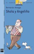 Shola y Angeliño (Barco de Vapor Azul)