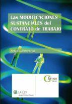 LAS MODIFICACIONES SUSTANCIALES DEL CONTRATO DE TRABAJO (EBOOK)