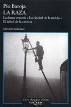 La raza: La dama errante, La ciudad de la niebla, El árbol de la ciencia: 592 (Andanzas)
