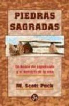 Piedras sagradas (Coleccion Relatos (Neo Person))