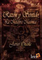 RAZÓN Y SENTIDO. LA METÁFORA MASÓNICA (EBOOK)