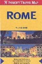 ROME (INSIGHT TRAVEL MAP)