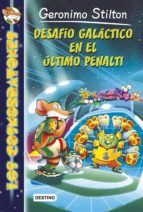 Desafío galáctico en el último penalti: Cosmorratones 4 (Geronimo Stilton)