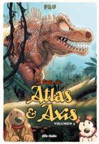 La Saga de Atlas y Axis 4 (Aventúrate)
