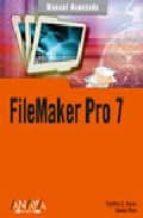 FILEMAKER PRO 7: MANUAL AVANZADO