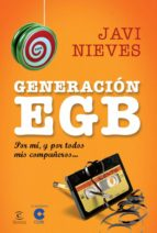 GENERACIÓN EGB (EBOOK)