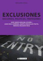 EXCLUSIONES. DISCURSOS, POLÍTICAS, PROFESIONES (EBOOK)