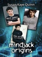 Mindjack Origins Collection (Mindjack Saga Book 4) (English Edition)