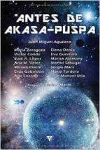 Antes de Akasa-Puspa: Volume 3 (De Némesis a Akasa-Puspa)