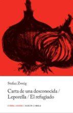 CARTA DE UNA DESCONOCIDA (8ª ED.)