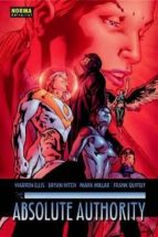 THE ABSOLUTE AUTHORITY (WILDSTORM)