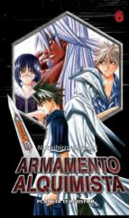 Armamento alquimista nº 06/10 (Manga)