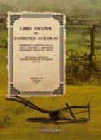 LIBRO ESPAÑOL DE PATRONES AVICOLAS (FACSIMIL)
