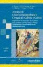 TRATADO DE OTORRINOLARINGOLOGÍA Y CIRUGÍA DE CABEZA Y CUELLO. TOMO 2:OTOLOGÍA. - 2ª EDICIÓN