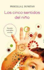 Los cinco sentidos del niño