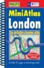 MINIATLAS LONDON: THE DEFINITIVE LONDON ATLAS (2ND ED.)