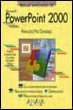 POWERPOINT 2000 (MANUALE SIMPRESCINDIBLES)