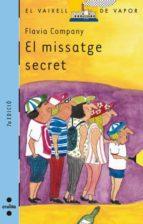El missatge secret (Barco de Vapor Azul)