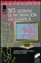 SIG, SISTEMA DE INFORMACION GEOGRAFICA