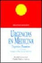 URGENCIAS EN MEDICINA DIAGNOSTICO Y TRATAMIENTO