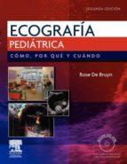 ECOGRAFÍA PEDIÁTRICA. + DVD (EBOOK)
