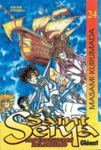 Saint Seiya 24: Los Caballeros del Zodíaco (Shonen Manga)