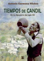 TIEMPOS DE CANDIL