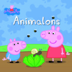ANIMALONS (LA PORQUETA PEPA. PRIMERES LECTURES 3) (EBOOK)