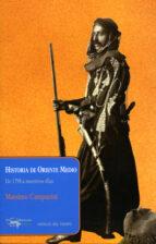 HISTORIA DE ORIENTE MEDIO: DE 1798 A NUESTROS DIAS