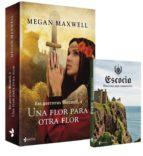 una flor para otra flor (llevate de regalo escocia ed. exclusiva para casa del libro hasta fin de existencias)-megan maxwell-8432715092063
