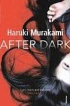 after dark haruki murakami 9780099520863