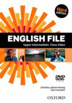 english file: upper-intermediate: class dvd 3º ed.-9780194558563
