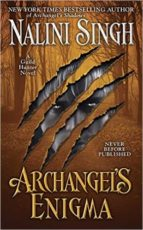 archangel s enigma  (guild hunter novels 8)-nalini singh-9780425251263