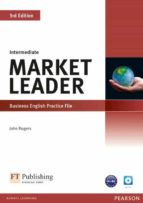 market leader practice file with cd (intermediate) 3ª edicion 9781408236963