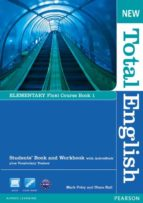 new total english elementary flexi coursebook 1 pack ed 2013-9781408285763