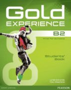 gold experience b2 students  book and dvd-rom pack (examenes)-9781447961963