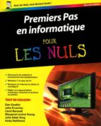 Premiers pas en informatique 2 por D.gookin EPUB PDF 978-2754042963