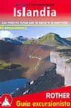 islandia: las mejores rutas por la costa y la montaña gabriele handl 9783763347063