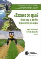 ¿escasez de agua? (ebook)-maria teresa ore-gerardo damonte-9786123170363