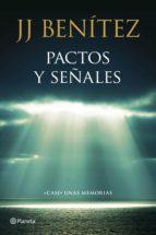 pactos y señales (ebook)-j. j. benitez-9788408138563