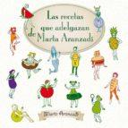 las recetas que adelgazan de marta aranzadi-marta aranzadi del cerro-9788415792963