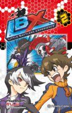 little battlers experience (lbx) nº 02-hideaki fujii-9788416090563