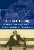 fiscalidad voluntaria y responsabilidad ciudadana (ebook) peter sloterdijk 9788416208463